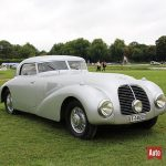 Mercedes Benz 540K Streamliner 1938