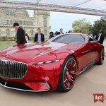 Mercedes Maybach Vision Concept Car
