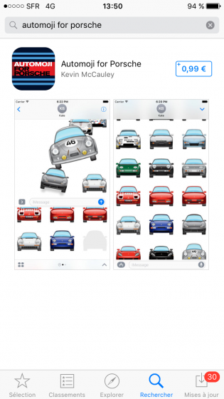 emoticones porsche