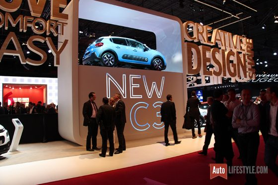 Mondial Automobile 2016 - Citroen