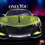 #MondialAuto2016 : DS devoile le programme ONLY YOU