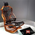 Mondial Automobile 2016 - Lexus Kinetic Seat