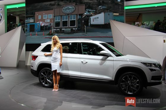 mondialauto2016 skoda et le kodiaq auto. Black Bedroom Furniture Sets. Home Design Ideas