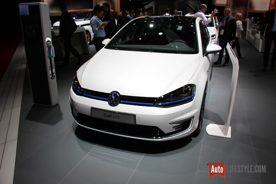 Mondial Automobile 2016 - Volkswagen Golf GTE