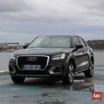essai audi q2 1 4 tfsi 150 ch s tronic design luxe. Black Bedroom Furniture Sets. Home Design Ideas