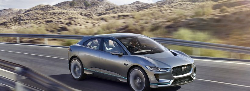 Los Angeles 2016 : Jaguar I-Pace, le premier vehicule electrique du felin !