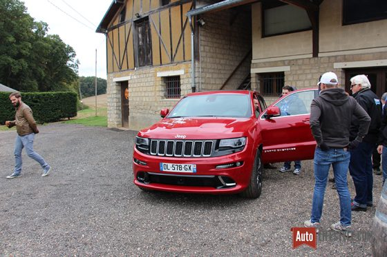 Jeep Academy - Jeep Grand Cherokee SRT-8