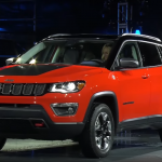 Los Angeles 2016 : Nouveau Jeep Compass