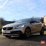 Essai : Volvo V40 Cross Country Momentum D3 150 ch Geartronic