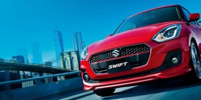 La Suzuki Swift 2017 presentee officiellement !