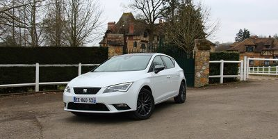 Essai : Seat Leon 1.4 TSI 150 ch DSG Connect, l'attrait de l'essence
