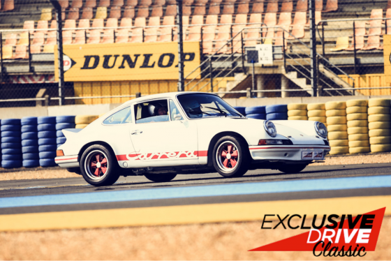 exclusive drive classic