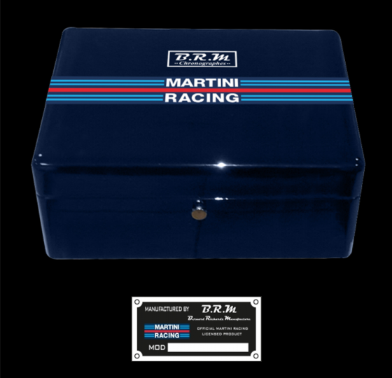 BRM Martini Racing