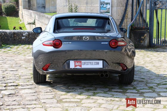 Mazda MX-5 RF Fist Edition