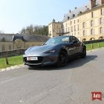 Essai : Mazda MX-5 RF First Edition 2.0 Skyactiv-G 160 ch