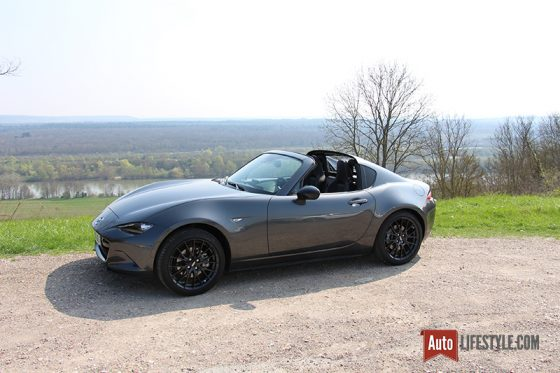 essai mazda mx 5 rf first edition 2 0 skyactiv g 160 ch auto. Black Bedroom Furniture Sets. Home Design Ideas