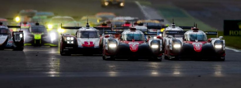 WEC 2017 : 6H de Silverstone, Toyota harder, better, faster, stronger !