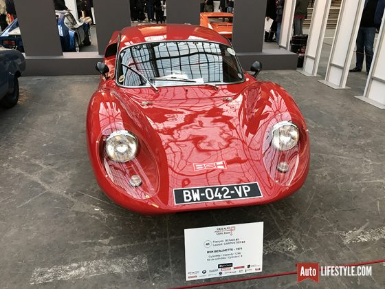 Tour Auto 2017 - BSH Berlinette - 1971