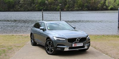 Essai : Volvo V90 Cross Country D4 AWD Geartronic 8 Luxe