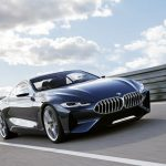 BMW Concept Série 8 : le come back !