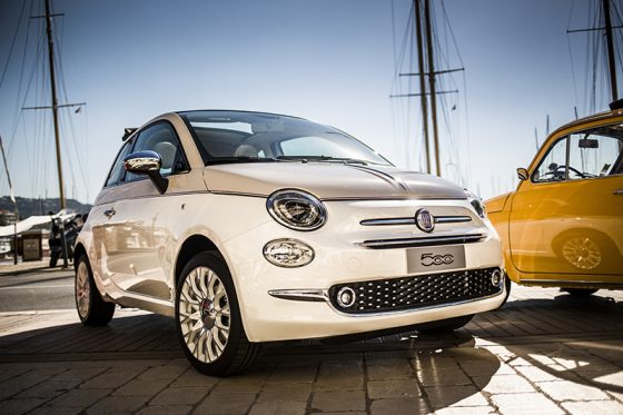 Fiat 500 Forever Young 60th anniversary