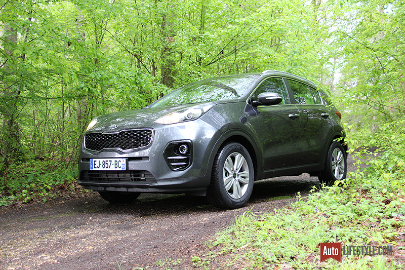 essai kia sportage 1 7 crdi 141 cv 2 wd dct7 active. Black Bedroom Furniture Sets. Home Design Ideas