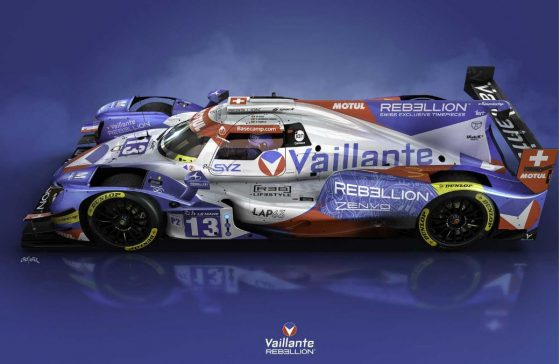 WEC 2017 Vaillante Rebellion