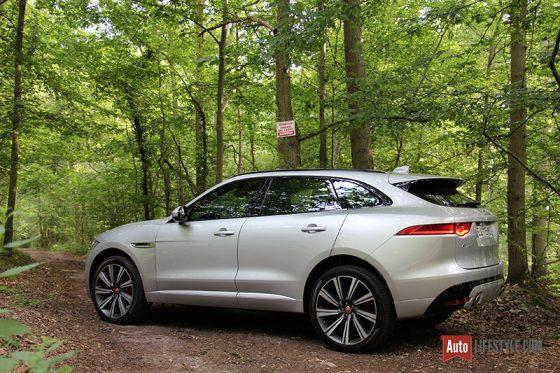 essai jaguar f pace s v6 3l diesel 300 ch bva awd auto. Black Bedroom Furniture Sets. Home Design Ideas