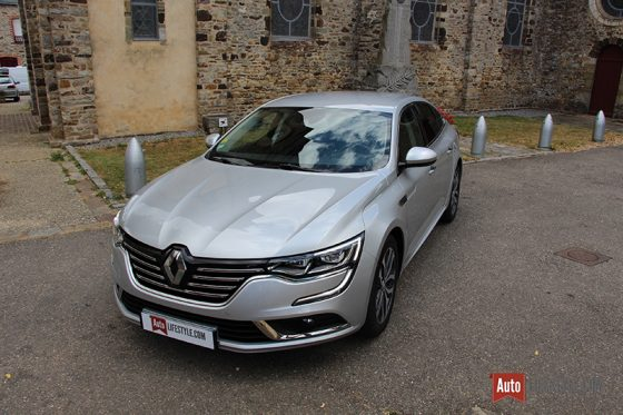 essai renault talisman intens dci 160 edc 6 auto. Black Bedroom Furniture Sets. Home Design Ideas