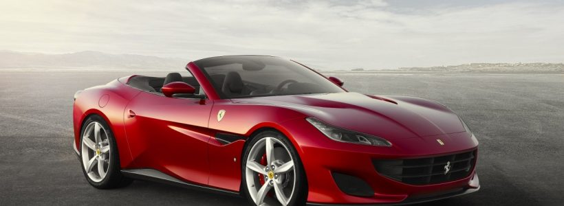 ferrari portofino le nouveau coup cabriolet de ferrari est splendide auto. Black Bedroom Furniture Sets. Home Design Ideas