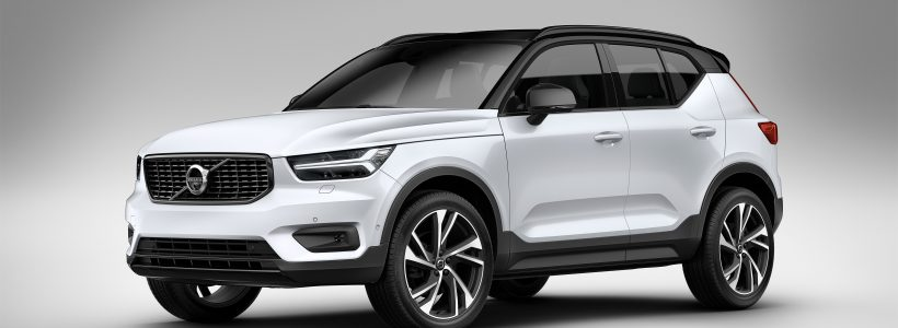 la gamme volvo s agrandit avec le suv compact xc40 auto. Black Bedroom Furniture Sets. Home Design Ideas