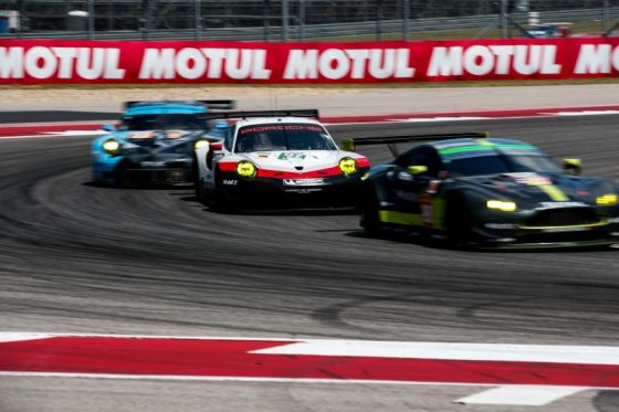 wec 2017 6h of the americas austin