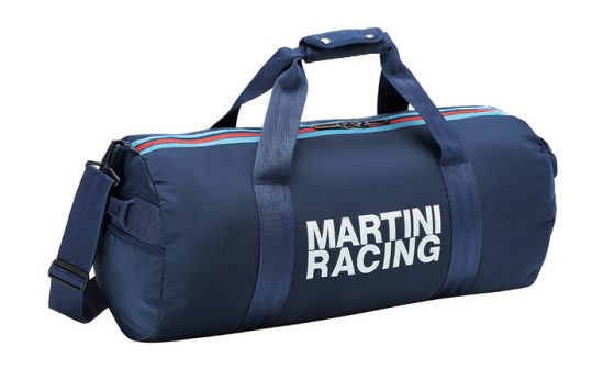 Sac de sport Porsche Martini Racing