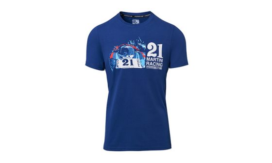 T-shirt Porsche Martini Racing
