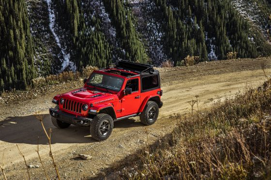 Jeep Wrangler Rubicon 2018