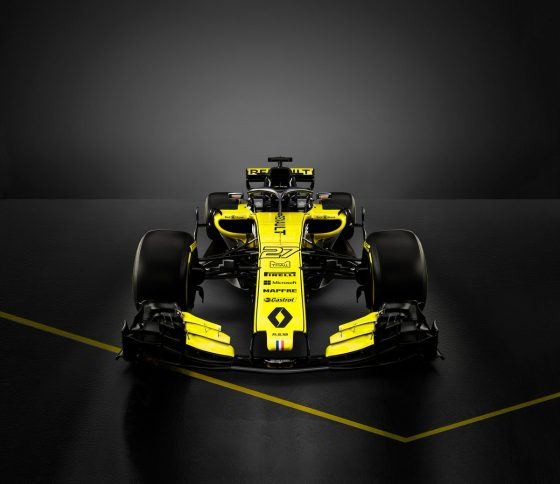 Renault F1 R.S.18