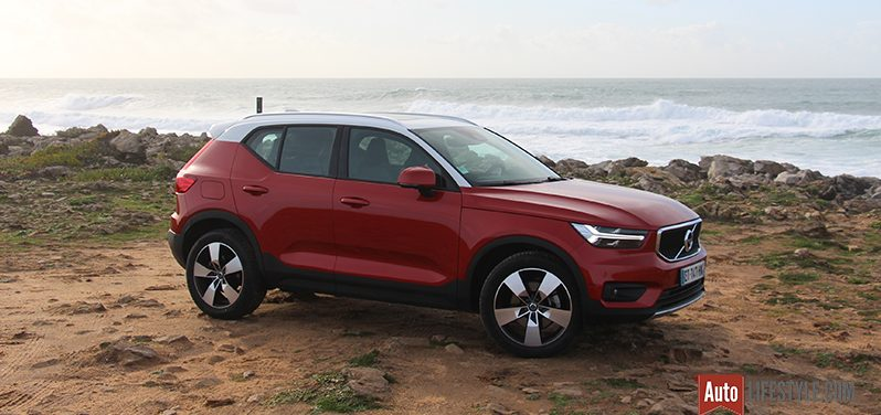 essai volvo xc40 d4 adblue geartronic 8 momentum auto lifestyle. Black Bedroom Furniture Sets. Home Design Ideas