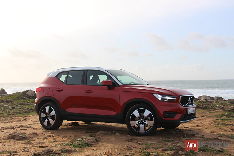 volvo xc40 41 auto lifestyle. Black Bedroom Furniture Sets. Home Design Ideas
