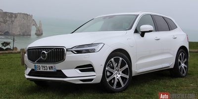 Essai : Volvo XC60 T8 Twin Engine Geartronic 8 Inscription Luxe