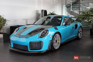 Porsche 911 GT2 RS pack Weissach