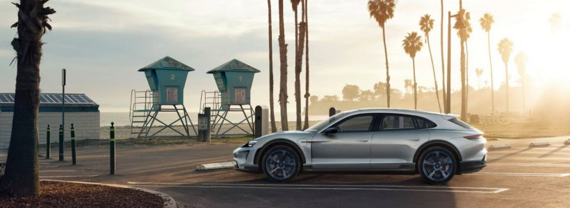 Porsche annonce la production du concept Mission E Cross Turismo