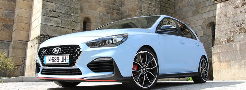 Essai : Hyundai i30 N Performance Pack