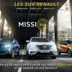 Mission SUV, l'escape game vu par Renault !