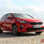 Essai : nouvelle Kia CEED Edition #1 1.4 T-GDi 140 ch ISG DCT7