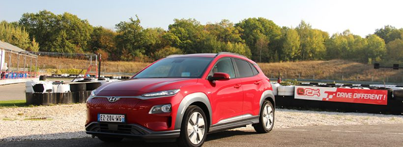 Essai : Hyundai Kona Electric 64 kWh Executive
