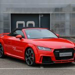 Audi TT RS Roadster - crédit photo : 4roueset1volant