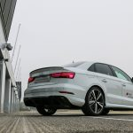 Audi RS3 Berline - crédit photo : 4roueset1volant