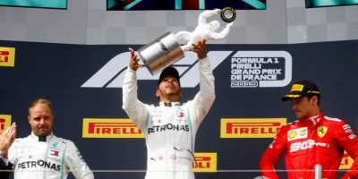 Formule 1 2019 : Grand Prix de France, domination totale d'Hamilton et de Mercedes